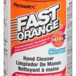 PERMATEX ORANGE FAST CLEANER