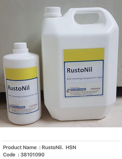 Rustonil Rust Remover