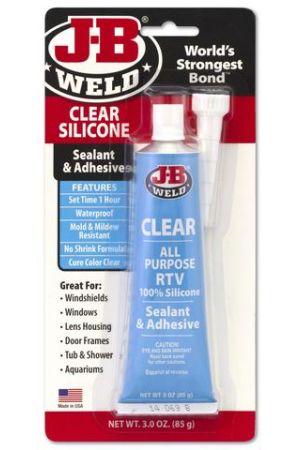 Clear Silicon Sealant