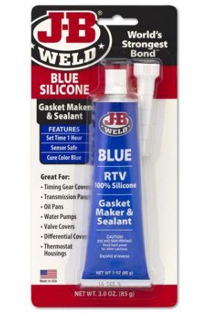 J-B Weld RTV Blue Silicon