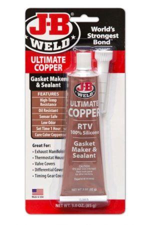 J-B Weld Copper Rtv Silicon