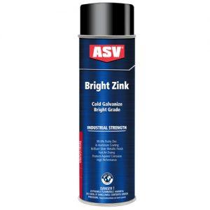 ASV Bright Zink Cold Galvanize Bright Grade Spray
