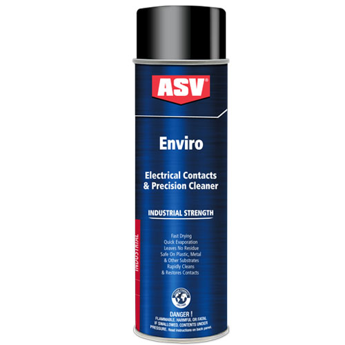 ASV Enviro Electrical Contacts & Precision Equipment Cleaner