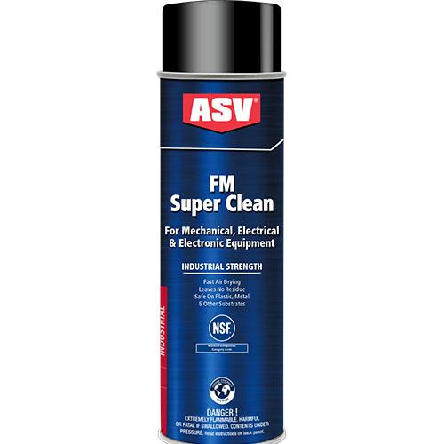 ASV FM SUPER CLEAN Food Grade Electrical & Mechanical Cleaner