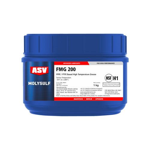 ASV FMG 200 Food Grade High Temperature Grease