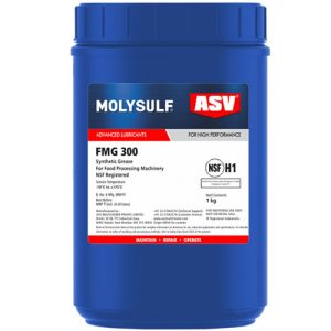 ASV FMG 300 Food Grade Synthetic Grease