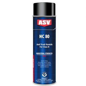 ASV HC 80 Anti-Track Varnish For Class H Spray