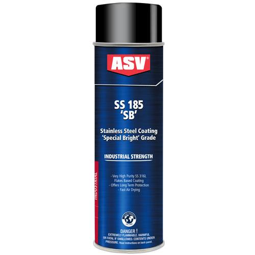 ASV SS 185 SB Stainless Steel Coating